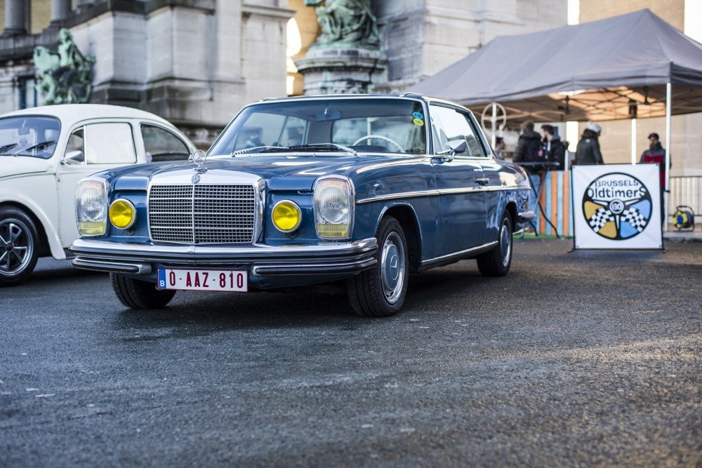 Brussels Oldtimers - 130 Meet Winter 2016